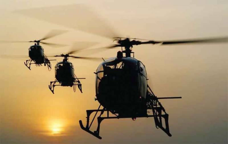 Afghanistan to acquire four military helicopters from India