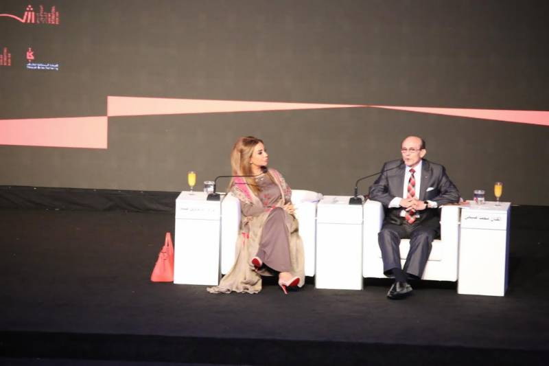 Famous Egyptian actor Sobhy discusses culture and meaningful art at Sharjah Intel Book Fair