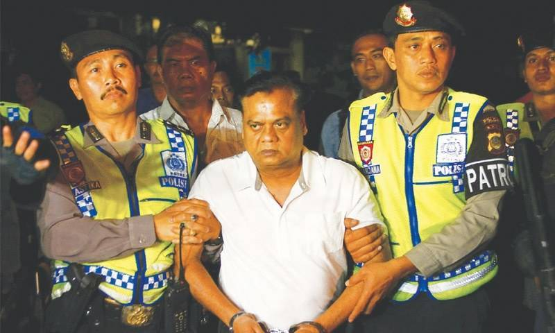 Indonesia hands over 'Chota Rajan' to Indian CBI