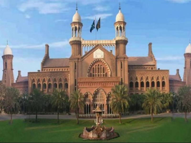 Justice Ijazul Ahsan takes oath as LHC chief justice