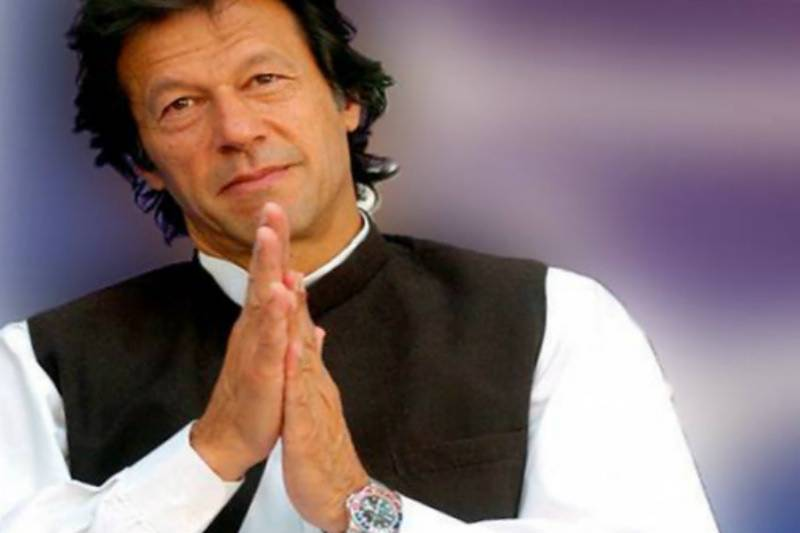 Rebuking reporter: Imran Khan apologises from journalists