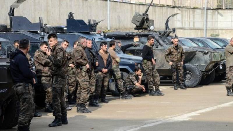 Turkish police detain 20 IS suspects in Antalya ahead of G-20 summit