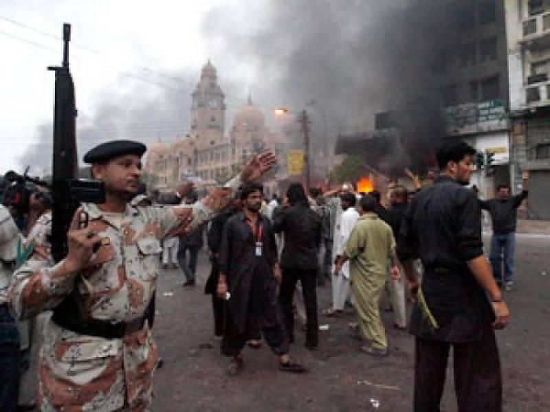 18 killed several injured in suicide bomb blast in Iraq
