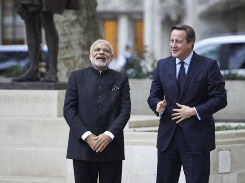 British media rakes up Narendra Modi's past as Gujarat CM