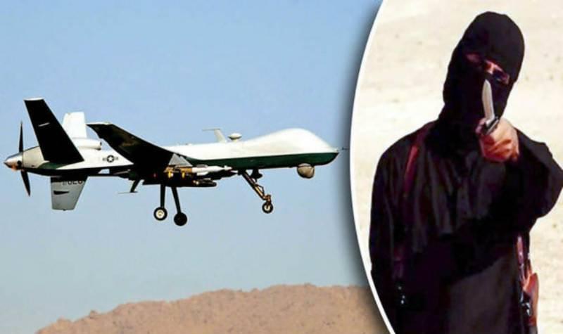 Jihadi John 'killed' in US drone strike in Syria