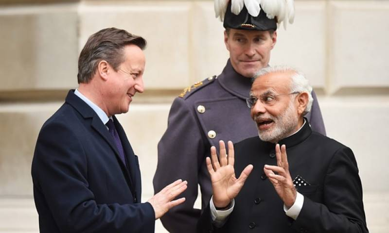 Narendra Modi clamping down on tolerance, freedom of expression: British daily