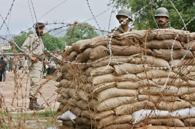 Rangers, police deployed around Lal Masjid in Islamabad