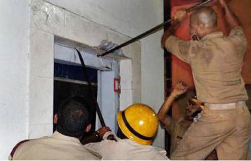 Five-year-old girl dies inside Indian school lift