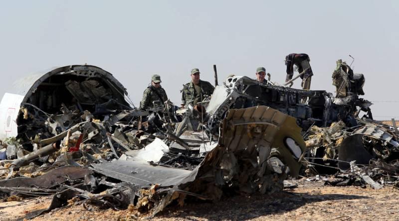 Russia confirms Sinai Plane Crash was ACT OF TERRORISM
