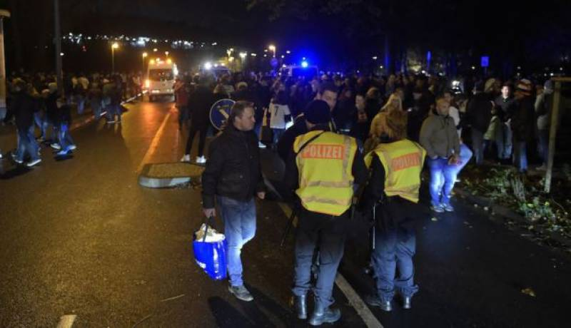 Germany-Netherlands football match cancelled over terror threat