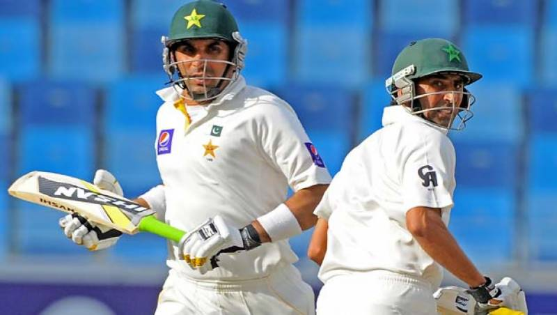 Younis, Misbah made members of PCB board of governors