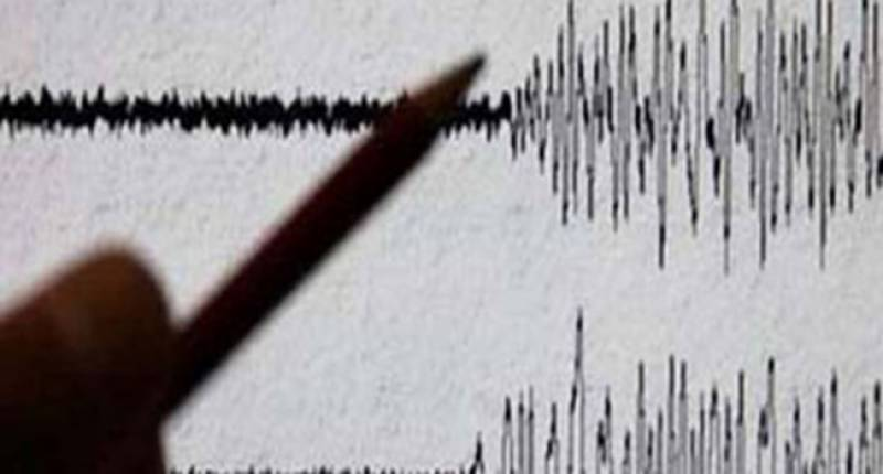 6.0 strong tremors jolt Pakistan, Afghanistan and India