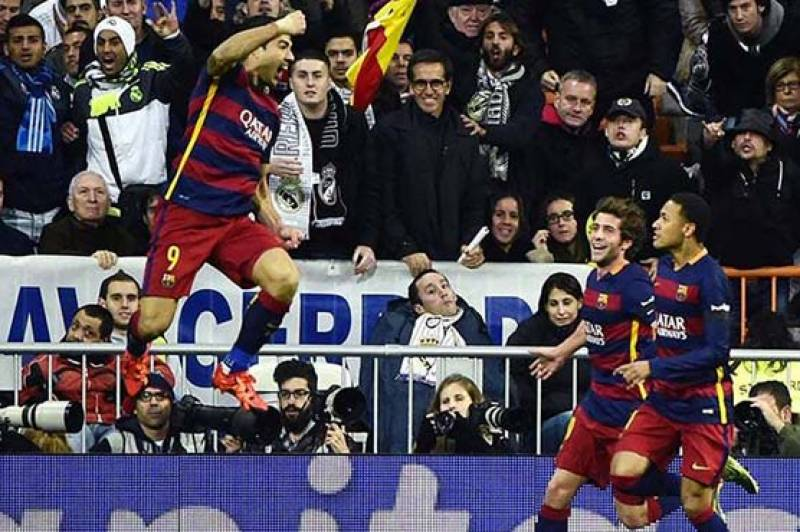 Barcelona thrashes Real Madrid at La Liga with 4-0 defeat