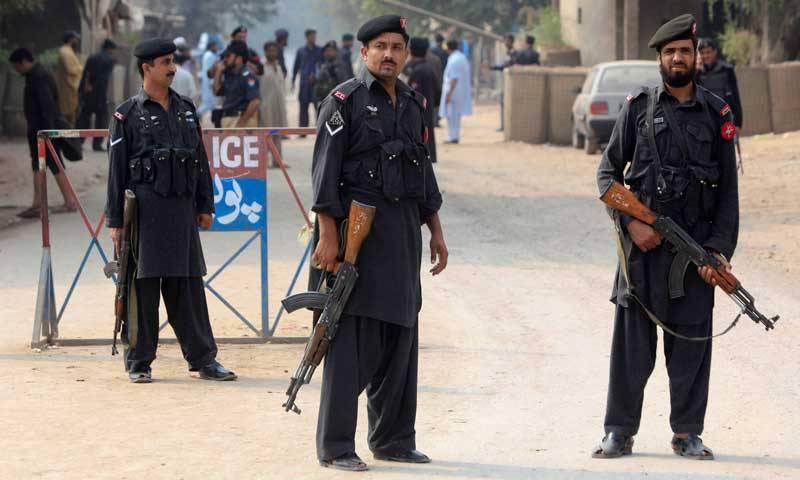Hand grenade, IED found near Peshawar check post