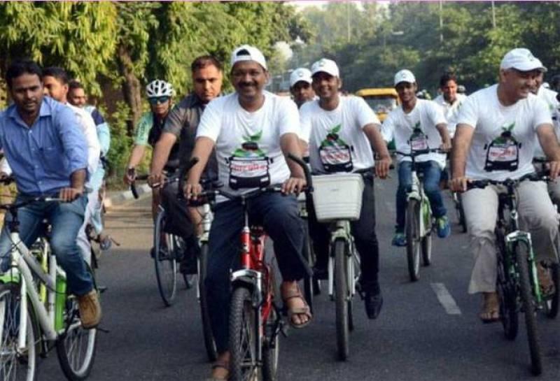 Indian capital Delhi to go 'Car-Free' till January 22, announces Kejriwal