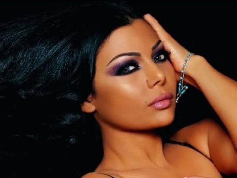 Lebanese singer Haifa Wehbe 'kills' teenager in Egypt