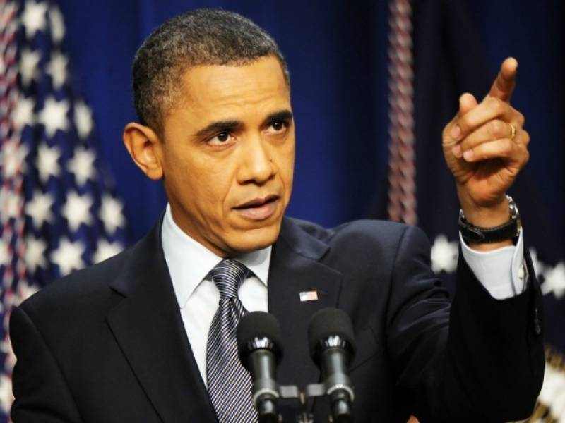 Obama stresses Russia to divert fight in Syria against Islamic State