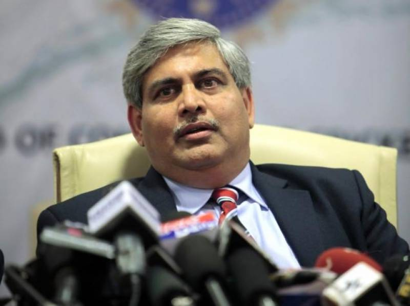Shashank Manohar takes charge as ICC chairman