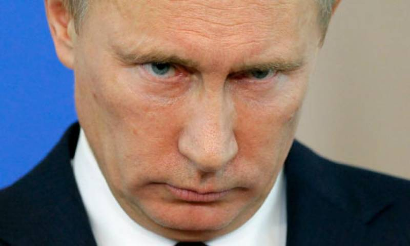 Downing of Russian jet 'stab in back': Putin to Turkey