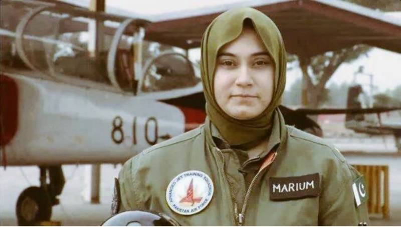 PAF aircraft crashes in Mianwali, female trainee pilot dead