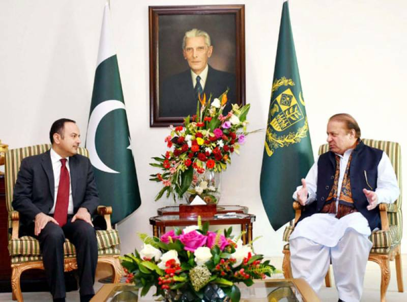 Pakistan ready to help Afghanistan for peace, development: PM
