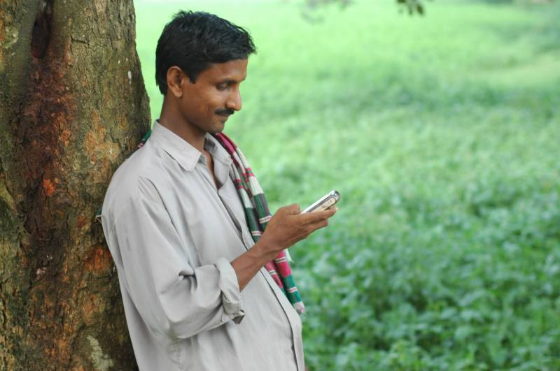 Pakistan to empower farmers in tribal areas through mobile phones