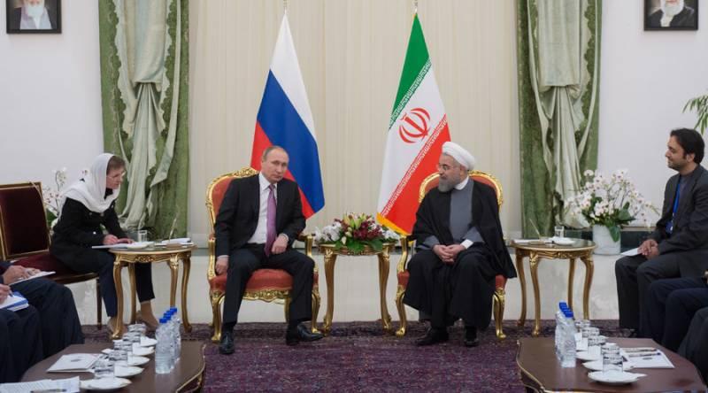 Putin pledges $5 billion loan to Iran, criticises West for Assad opposition