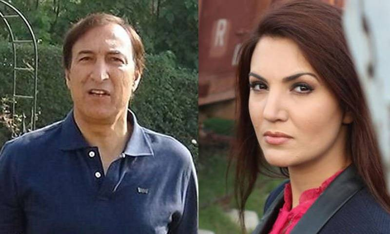 Reham Khan's ex-husband sends her defamation claim notice