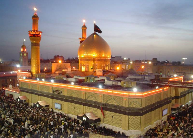 Chehlum of Imam Hussain tomorrow