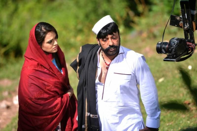 Romance replaces Kalashnikov in Pashtun cinemas