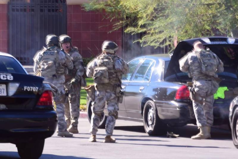 14 shot dead at US center for disabled in California