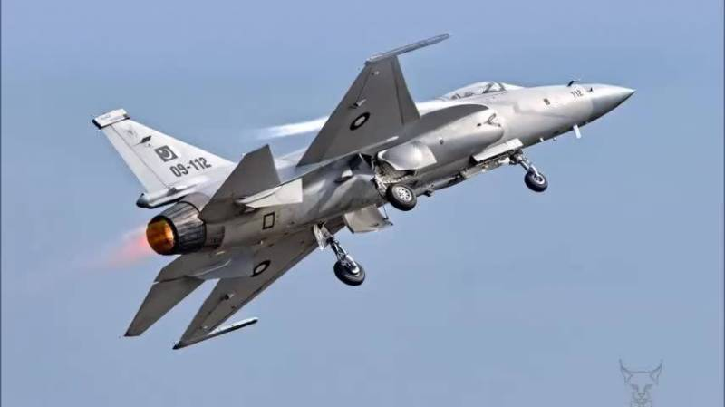 Egypt shows interest in buying of Pakistani JF-17 Thunder fighter jet