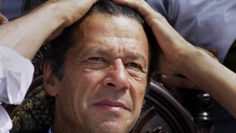 Disappointed by LG polls results, Imran Khan summons PTI leadership on Monday