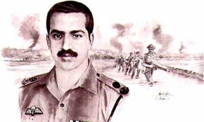 Major Shabbir Sharif - the most honoured martyr of Pakistan