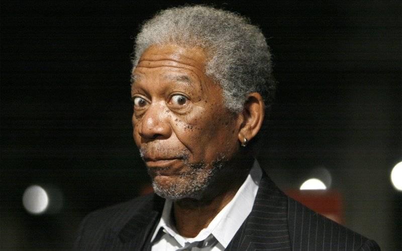 Morgan Freeman unharmed in plane's emergency landing