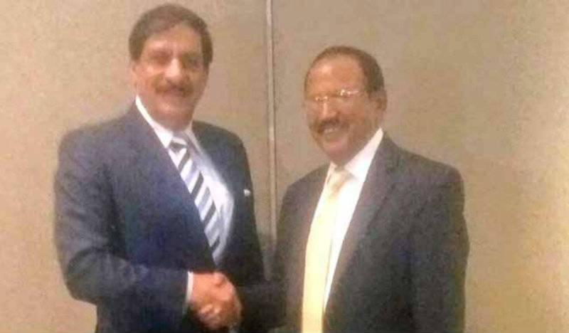 Pakistan, India discuss security, terror and Kashmir in Bangkok