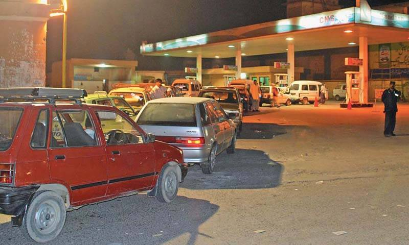 CNG stations re-opened in Punjab