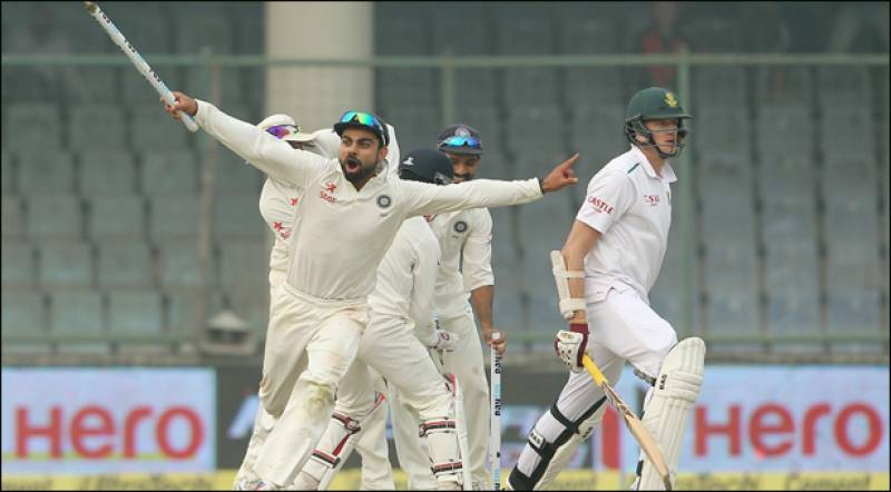 India beat South Africa by 377 runs in fourth Test