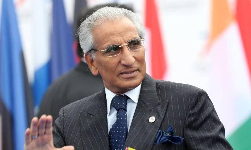 Pakistan backs Iraq against Da'ish: Fatemi