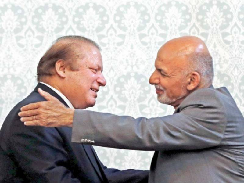 PM Nawaz, Afghan President Ghani expected to inaugurate Heart of Asia-Istanbul on Tuesday