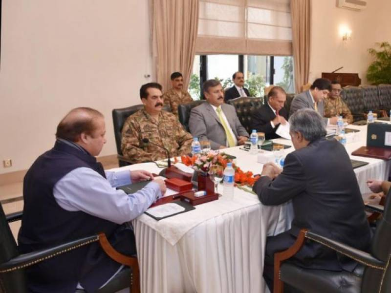 Meeting presided over by PM reviews security situation