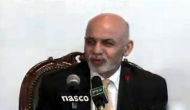 Afghanistan wants cordial ties with Pakistan, says Ashraf Ghani