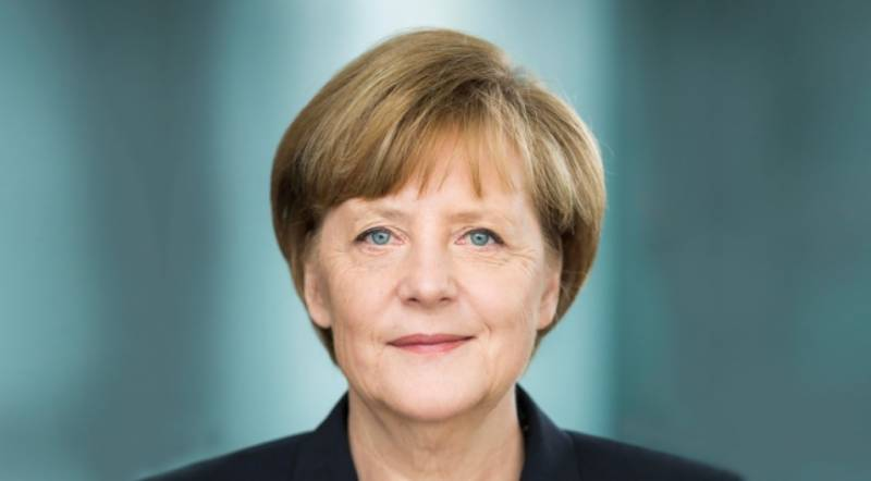 Angela Merkel is Time's Person of Year 2015