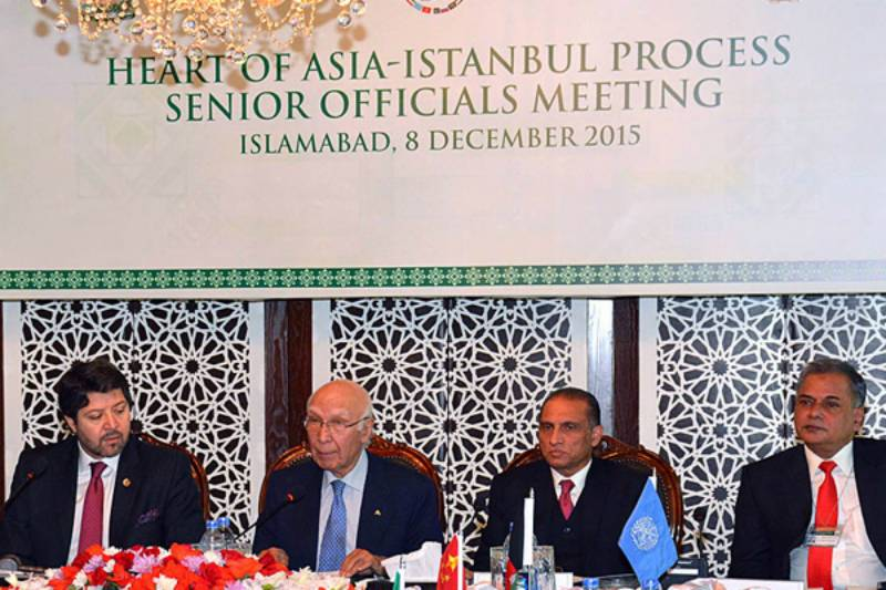 Heart of Asia countries reaffirm respect for each other's sovereignty