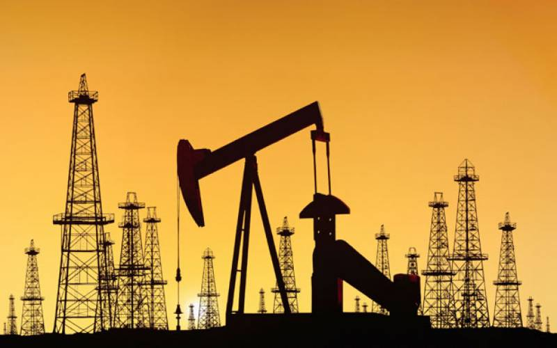 Oil prices up but stay near multi-year lows