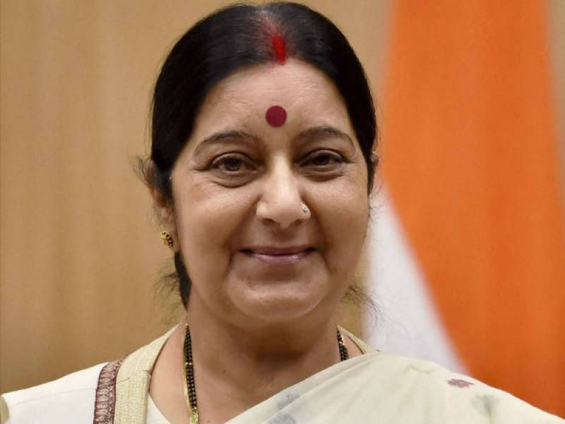 Pakistan-India ready to take fresh start: Sushma Swaraj