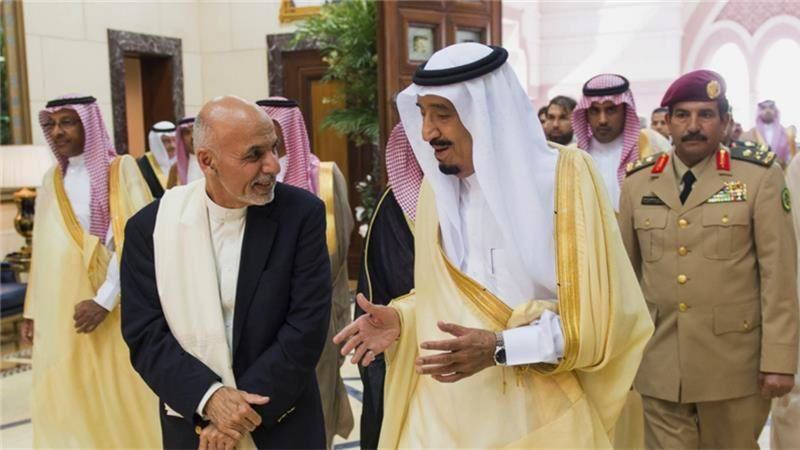 Saudi Arabia pledges $10 million for Afghanistan