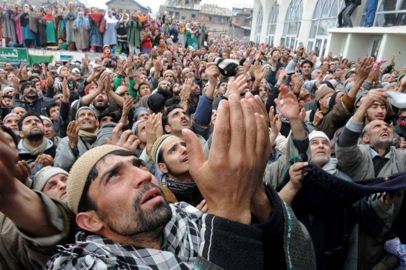 India has killed 94,290 Kashmiris since January 1989