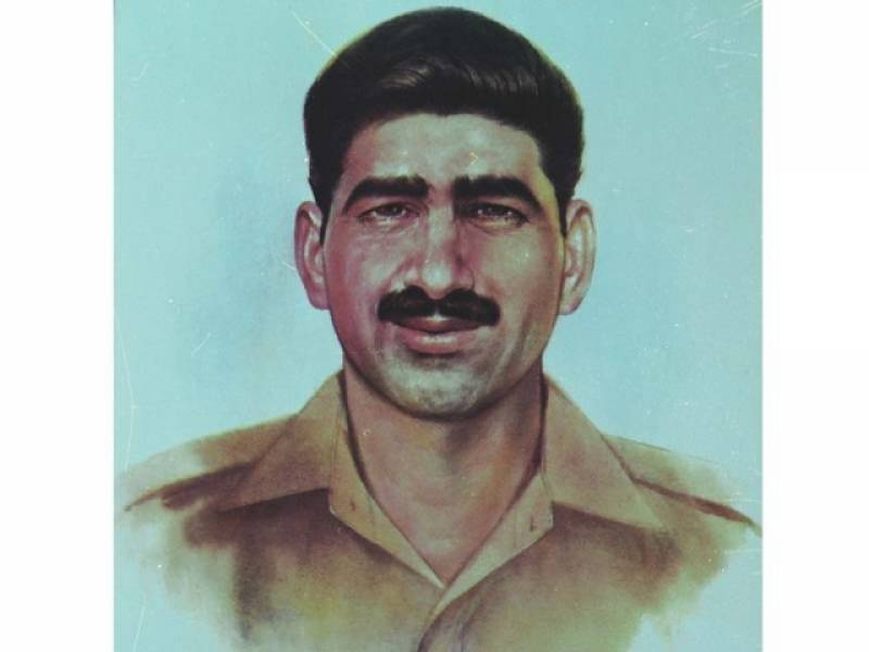 Sawar Hussain Shaheed being remembered on 44th martyrdom day