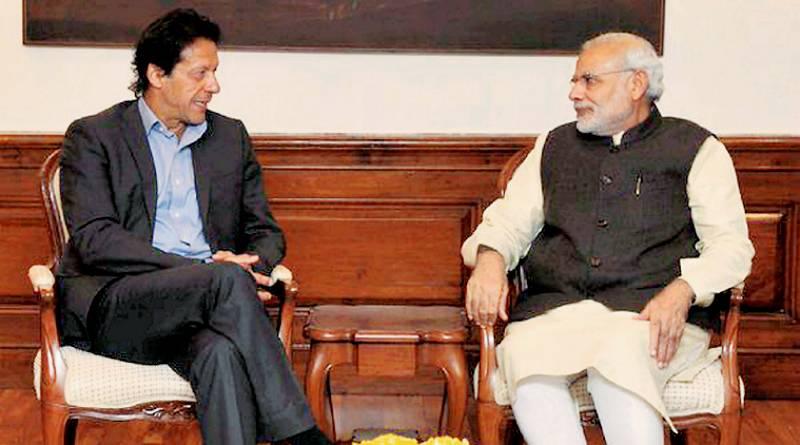 Imran Khan invites Modi to visit Pakistan